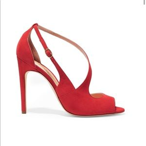 Rupert Sanderson Shoes - Rupert Sanderson Red Pumps